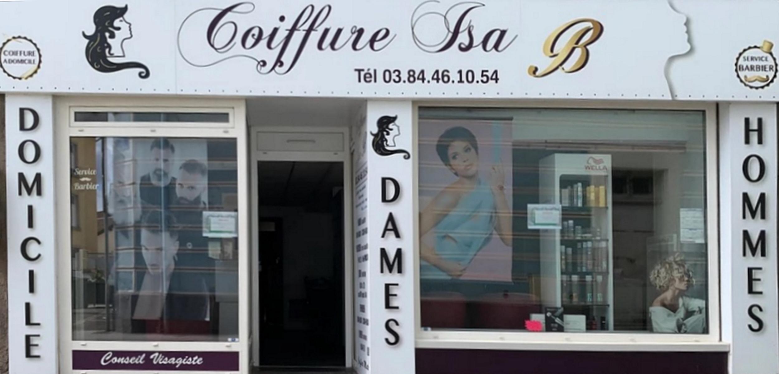 Coiffure Isa.B - Hommes et Femmes