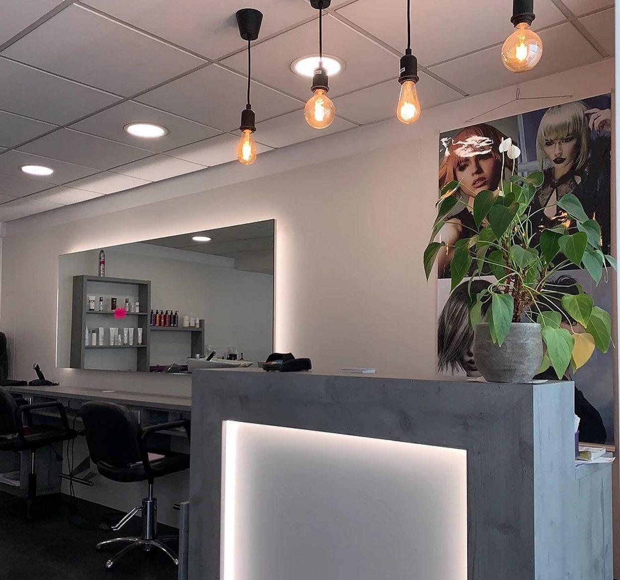 Salon de coiffure : conseil, visagiste